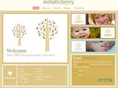 Isobel & Henry