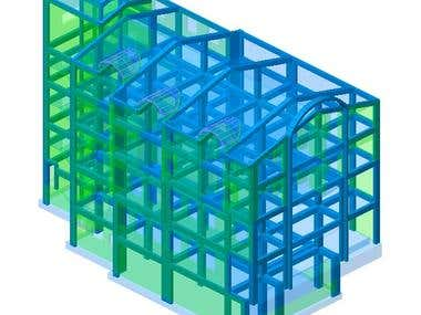 Structural design_Residental&commercial facility