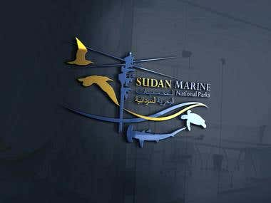 Design a Logo for the Sudan Marine National Parks #1st