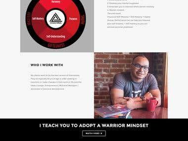 michaeldamos.com | WordPress based e-learning website