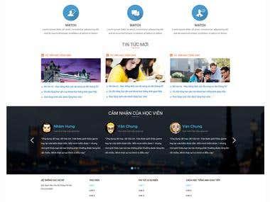 Web project