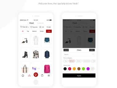 App Glamoutfit