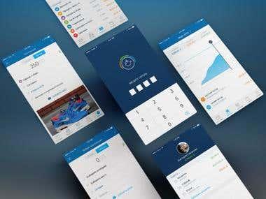 The mobile app BEST SAVINGS