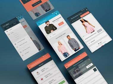 «Fast Way» - selection and purchase of clothes