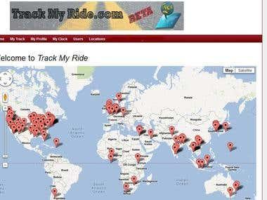 track-my-ride.com