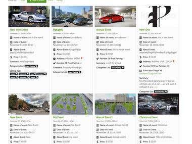 listing site