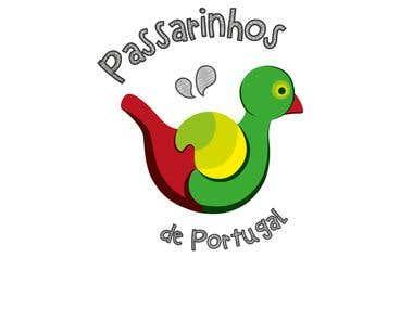 Logo Passarinhos de Portugal