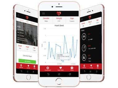 SmartShoe App