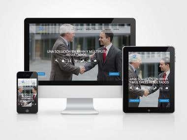 RHRSS Web design