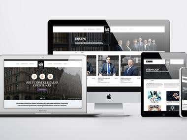 ASL Corp. Web Site