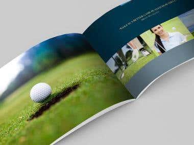 Baja Golf Brochure