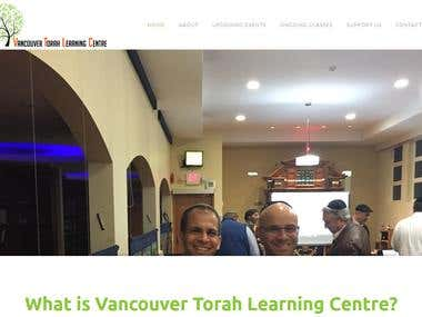 Vancouver Torah Learning Center