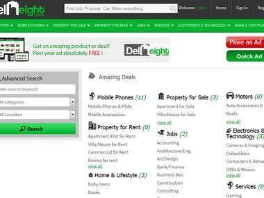 Delheight a classified for delhi