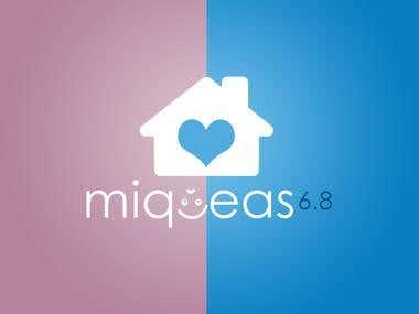Miqueas Logo Design