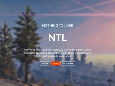 NTL Community Website