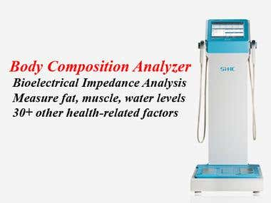 Body Component Analyzer