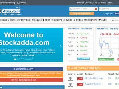 Stock Adda