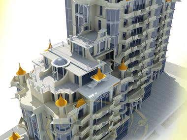 Architectural Projects. Concept Design.