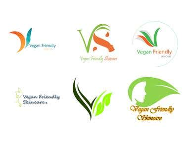 Vegan Friendly Skincare - logo