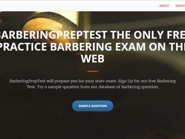 www.barberingpreptest.com