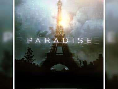 PARADISE - Movie poster - Concept design