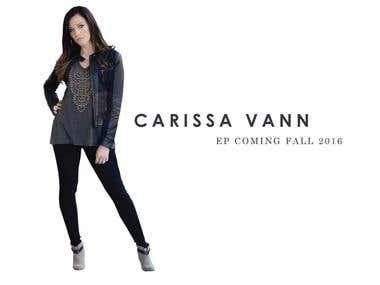 Carissa Vannv - Logo