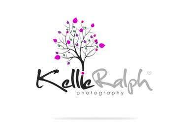 Sample Logo Design. KR Photography