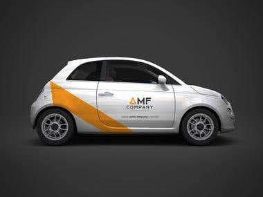 AMF - Branding