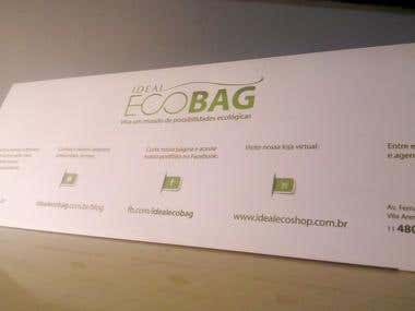 Ideal EcoBag - Logo