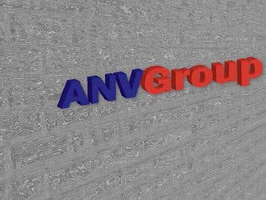 LOGO FOR ANV GROUP