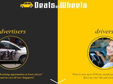Deals on Wheels | http://dealsonwheels.sg