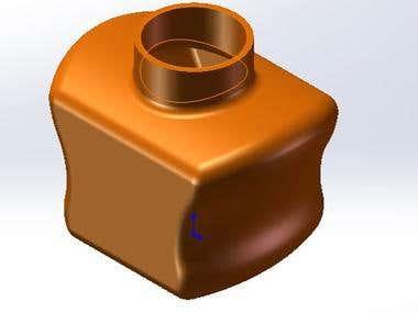 Surface - Bottel