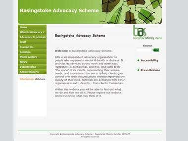 Basingstoke Advocacy Scheme