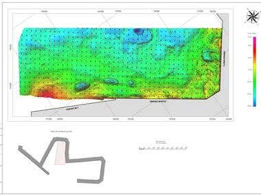 Hydrographical survey processing