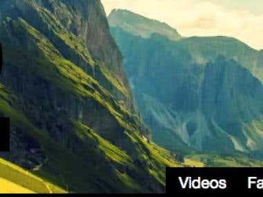 mini-Youtube Full Stack Web Application