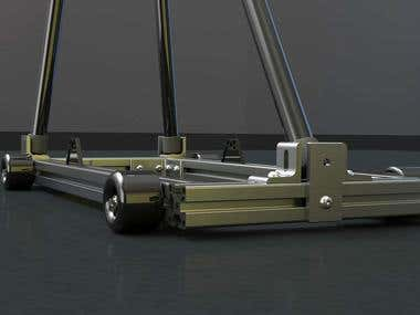 Tripod Design for Indian  company film industry
