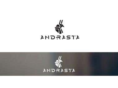ANDRASTA LOGO CREATION