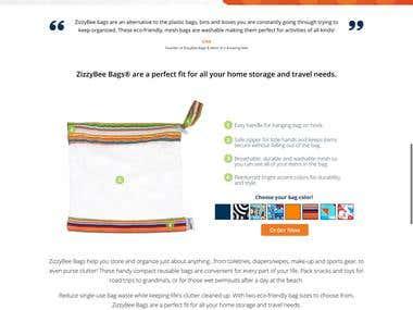 ZizzyBee Bags®