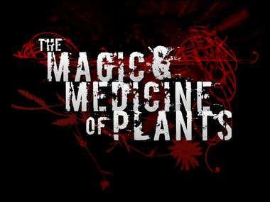 Magic Plants Band Logo