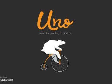Uno Kaffee Branding Concept