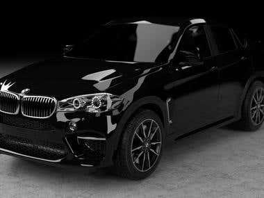 BMW X6 2014 M