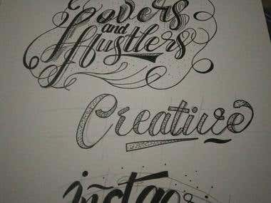 Hand Letteirng