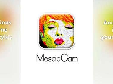 Photo Mosaic Creator