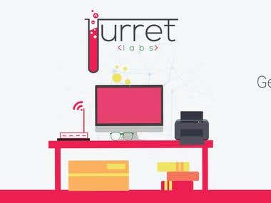 Turret.in Logo