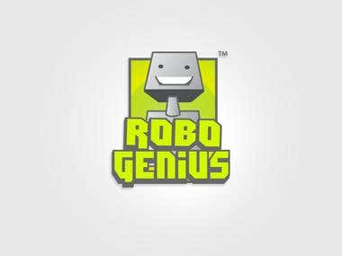 Logo Design for Robogenius