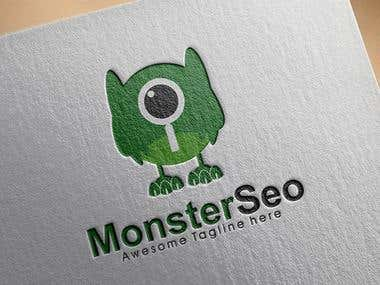 Monster SEO Logo