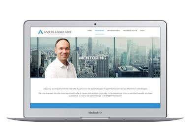 Diseño de Sitio Web | Marca Personal