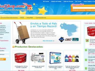 TIenda Online / Pasarela de Pago