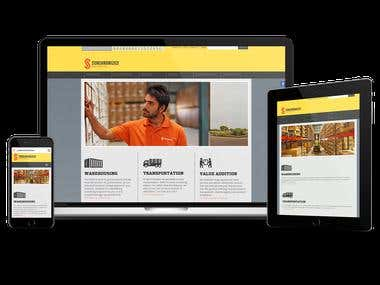 synchronized.in - corporate website