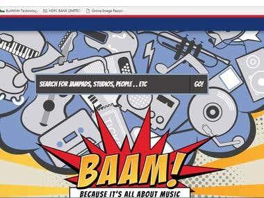 baam.in - Social & E-Commerce platform